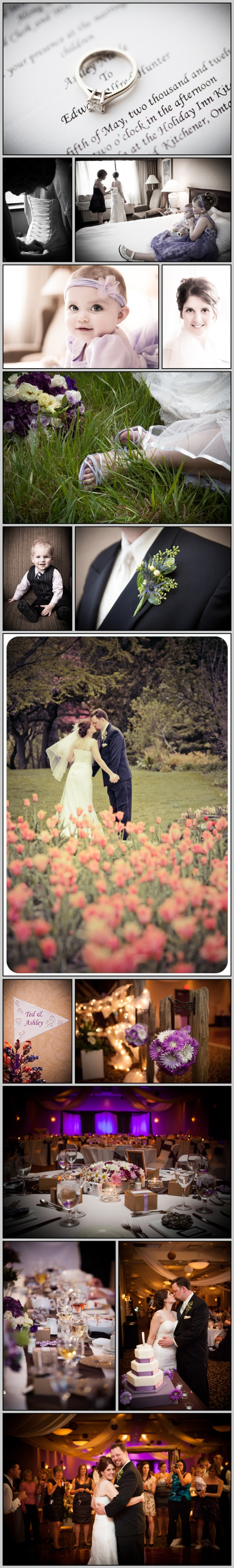 Rockway Gardens wedding photos