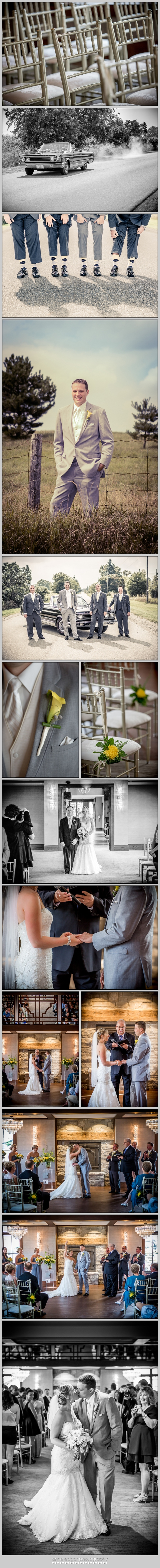 Whistle Bear wedding ceremony, Cambridge, Ontario