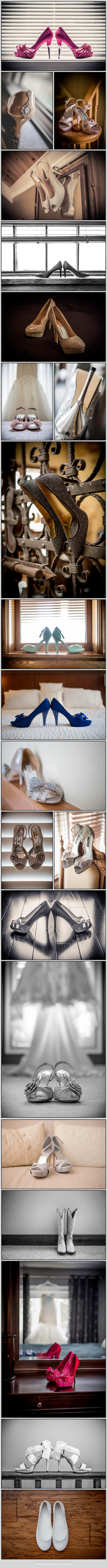 gorgeous wedding footwear