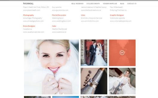 features wedding in Wedding Planner GTA