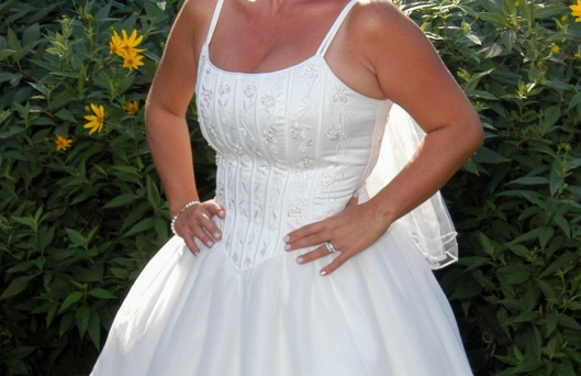 Brockville mystery wedding  dress solved